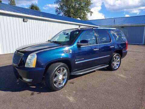 2007 Cadillac Escalade for sale at MARIETTA MOTORS LLC in Marietta OH