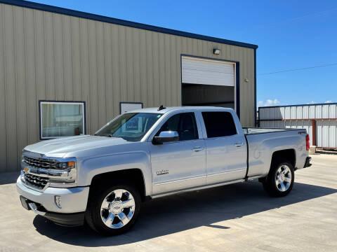 2018 Chevrolet Silverado 1500 for sale at TEXAS CAR PLACE in Lubbock TX