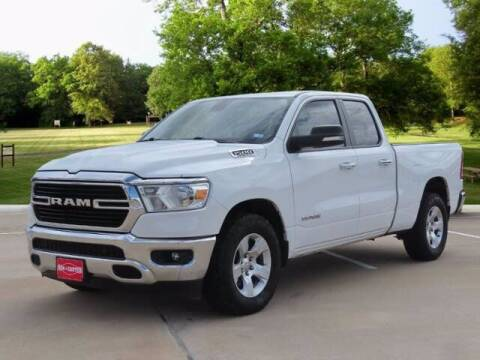 2019 RAM Ram Pickup 1500 for sale at BIG STAR HYUNDAI in Houston TX