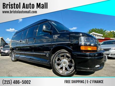 2015 Chevrolet Express Cargo for sale at Bristol Auto Mall in Levittown PA