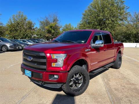 2016 Ford F-150 for sale at Crown Auto Group in Falls Church VA
