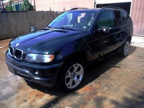 2002 BMW X5 for sale at East Coast Auto Source Inc. in Bedford VA
