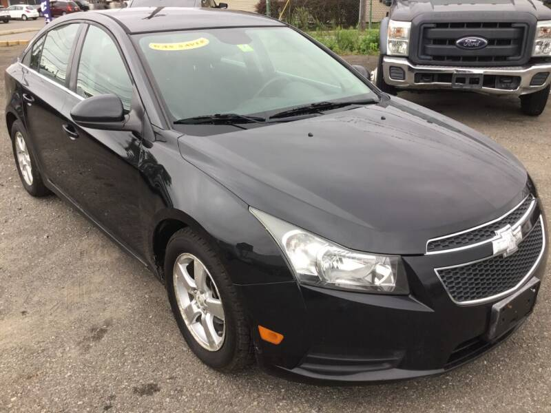 2013 Chevrolet Cruze for sale at eAutoDiscount in Buffalo NY