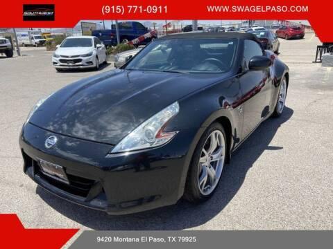 2011 Nissan 370Z for sale at SOUTHWEST AUTO GROUP-EL PASO in El Paso TX