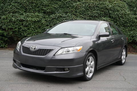2007 Toyota Camry for sale at West Coast Auto Works in Edmonds WA