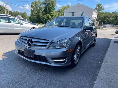 2013 Mercedes-Benz C-Class for sale at Top Quality Auto Sales in Westport MA