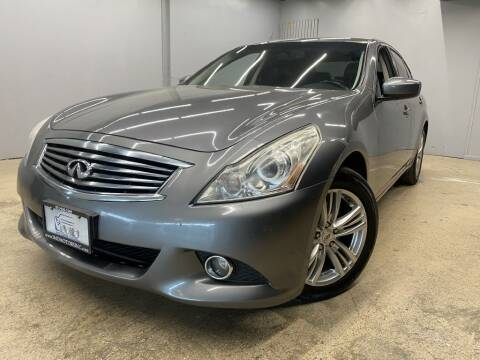2013 Infiniti G37 Sedan for sale at Flash Auto Sales in Garland TX