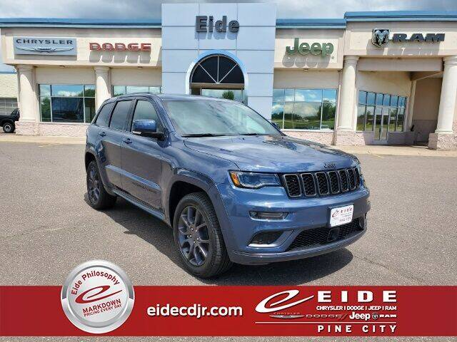 2021 Jeep Grand Cherokee for sale in Pine City, MN