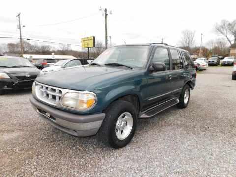 1996 Ford Explorer for sale at Paniagua Auto Mall in Dalton GA