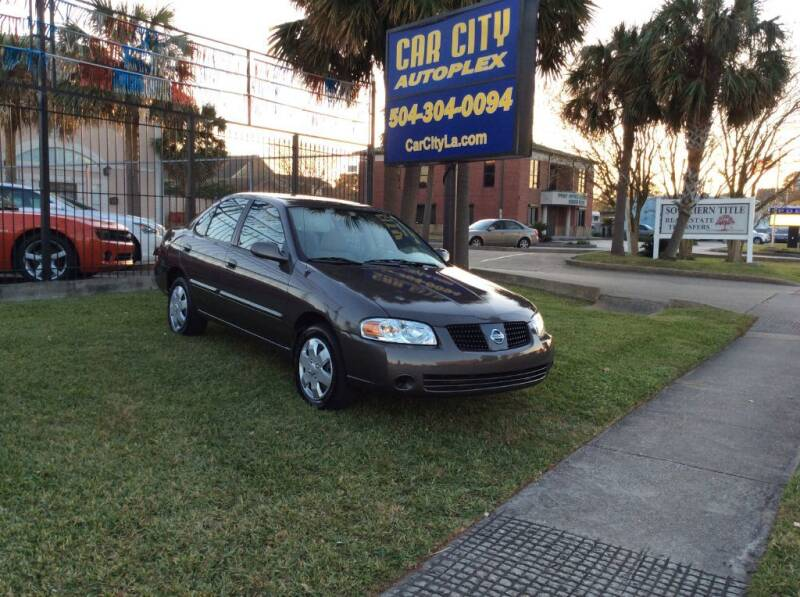 2005 Nissan Sentra for sale at Car City Autoplex in Metairie LA