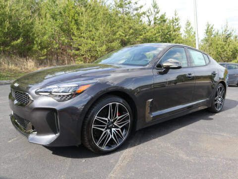 2022 Kia Stinger for sale at RUSTY WALLACE KIA OF KNOXVILLE in Knoxville TN