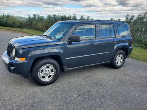 2008 Jeep Patriot for sale at Bowles Auto Sales in Wrightsville PA