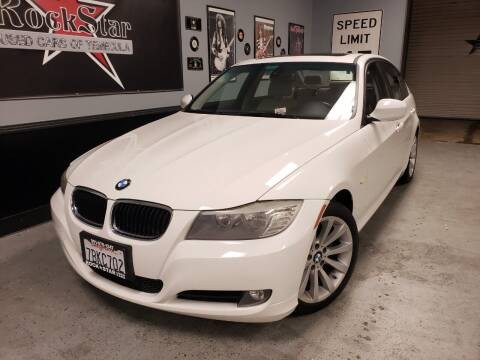 2011 BMW 3 Series for sale at ROCKSTAR USED CARS OF TEMECULA in Temecula CA