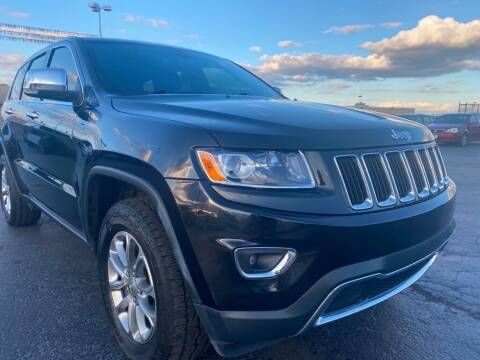 2016 Jeep Grand Cherokee for sale at VIP Auto Sales & Service in Franklin OH