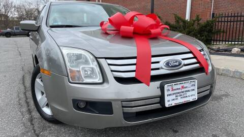 2008 Ford Fusion for sale at Speedway Motors in Paterson NJ