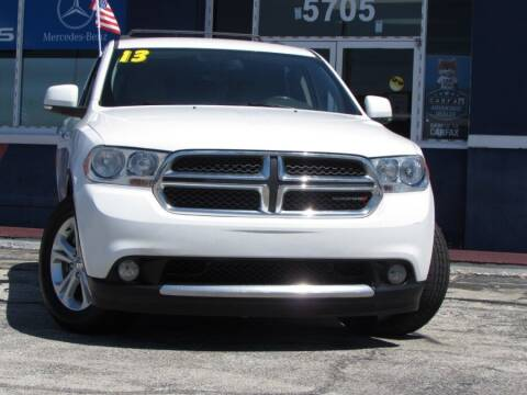 2013 Dodge Durango for sale at VIP AUTO ENTERPRISE INC. in Orlando FL