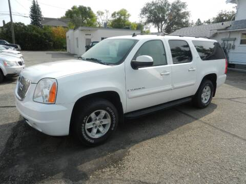 2008 GMC Yukon XL for sale at Affordable Motors in Jamestown ND