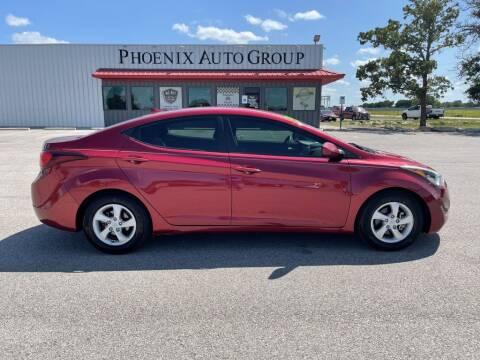 2015 Hyundai Elantra for sale at PHOENIX AUTO GROUP in Belton TX