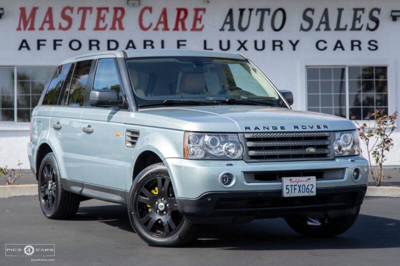 2006 Land Rover Range Rover Sport for sale at Mastercare Auto Sales in San Marcos CA