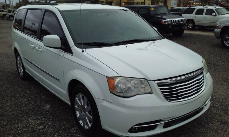 2014 Chrysler Town and Country for sale at Pinellas Auto Brokers in Saint Petersburg FL