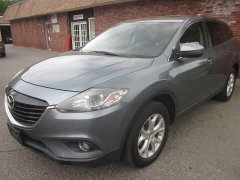 2013 Mazda CX-9 for sale at Tewksbury Used Cars in Tewksbury MA