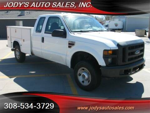 2008 Ford F-350 Super Duty for sale at Jody's Auto Sales in North Platte NE