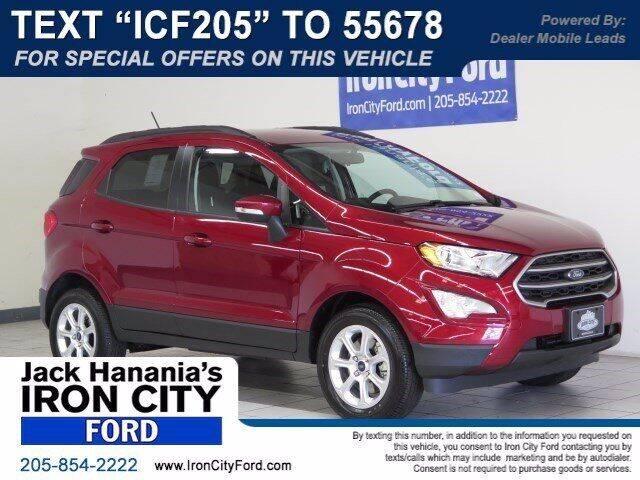 2020 Ford EcoSport for sale in Birmingham, AL