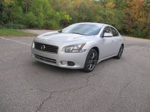 2012 Nissan Maxima for sale at Best Import Auto Sales Inc. in Raleigh NC