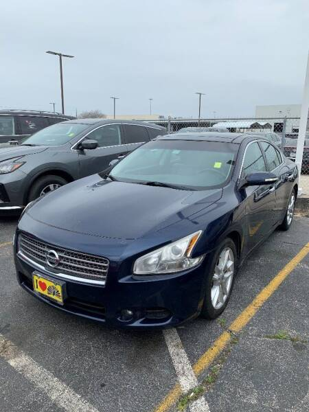 2011 Nissan Maxima for sale at Tom Peacock Nissan (i45used.com) in Houston TX