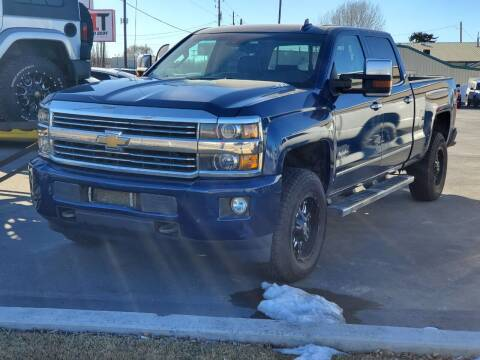 2015 Chevrolet Silverado 3500HD for sale at Auto Image Auto Sales Chubbuck in Chubbuck ID