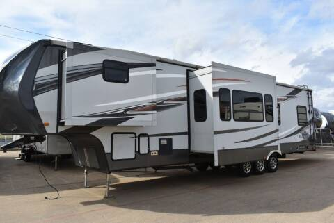 2013 Crossroads Elevation 3616 for sale at Buy Here Pay Here RV in Burleson TX