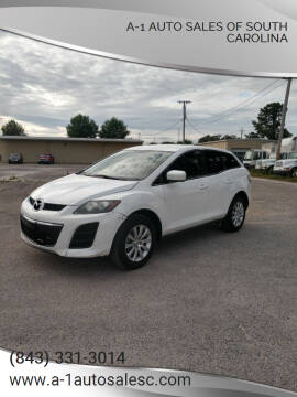 2011 Mazda CX-7 for sale at A-1 Auto Sales Of South Carolina in Conway SC