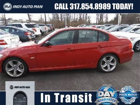 2011 BMW 3 Series for sale at INDY AUTO MAN in Indianapolis IN