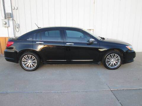 2013 Chrysler 200 for sale at Parkway Motors in Osage Beach MO