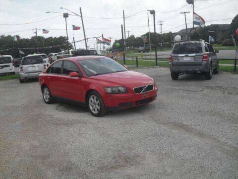 2005 Volvo S40 for sale at Twin Motors in Austin TX