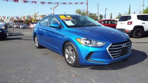 2018 Hyundai Elantra for sale at 559 Motors in Fresno CA