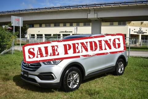 2018 Hyundai Santa Fe Sport for sale at STS Automotive - Miami, FL in Miami FL