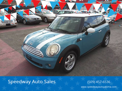 2009 MINI Cooper for sale at Speedway Auto Sales in Yakima WA