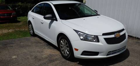 2011 Chevrolet Cruze for sale at Superior Motors in Mount Morris MI