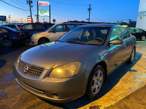 2005 Nissan Altima for sale at MFT Auction in Lodi NJ
