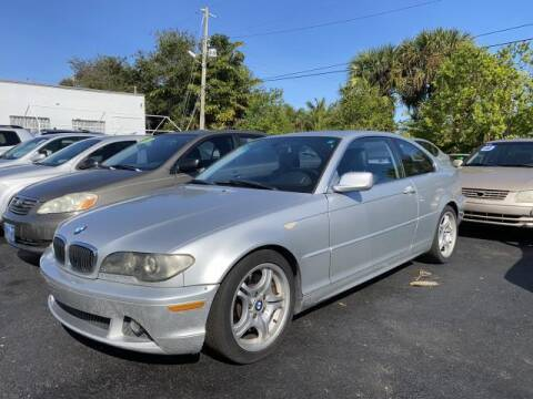 2004 BMW 3 Series for sale at Mike Auto Sales in West Palm Beach FL