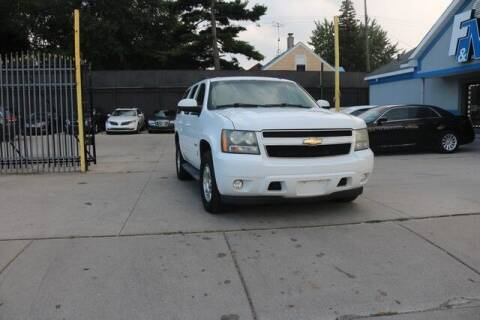 2010 Chevrolet Tahoe for sale at F & M AUTO SALES in Detroit MI