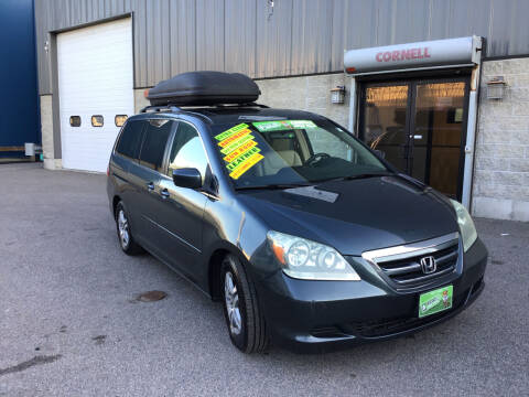 2006 Honda Odyssey for sale at Adams Street Motor Company LLC in Dorchester MA