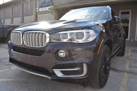 2017 BMW X5 for sale at IMD Motors in Richardson TX