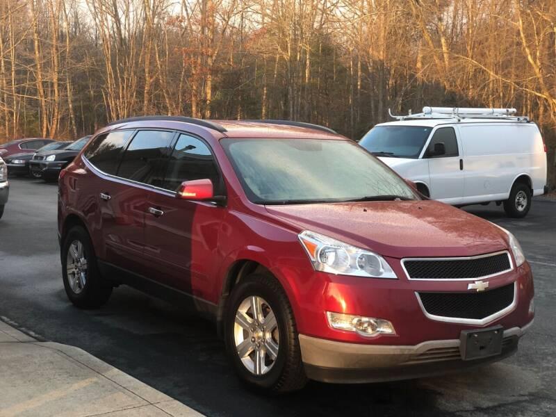 2012 Chevrolet Traverse for sale at Elite Auto Sales in North Dartmouth MA