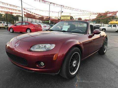 2006 Mazda MX-5 Miata for sale at IMPALA MOTORS in Memphis TN