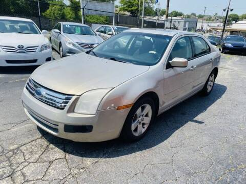 2009 Ford Fusion for sale at M&M's Auto Sales & Detail in Kansas City KS