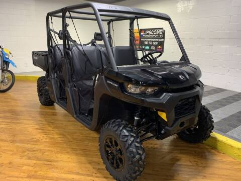 2021 Can-Am Defender MAX DPS HD10 for sale at Lipscomb Powersports in Wichita Falls TX