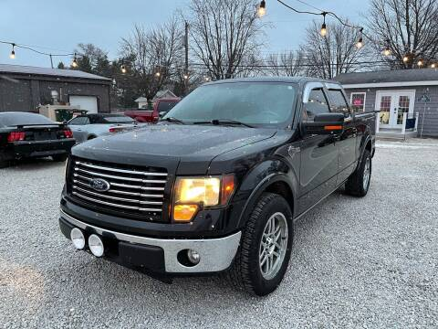 2012 Ford F-150 for sale at Davidson Auto Deals in Syracuse IN