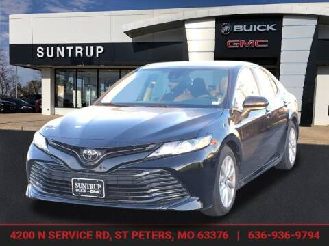 2020 Toyota Camry for sale at SUNTRUP BUICK GMC in Saint Peters MO
